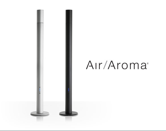 Equipos profesionales Air Aroma